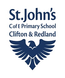 St Johns Primary School Logo P